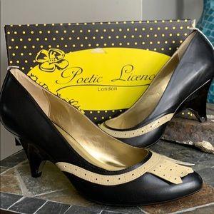 Poetic License Passion Heels - Vintage Style